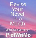PlotWriMo: Revise Your Novel in a Month