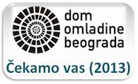 Kustosiranje: Prolećni izložbeni projekat u DOB 2013.