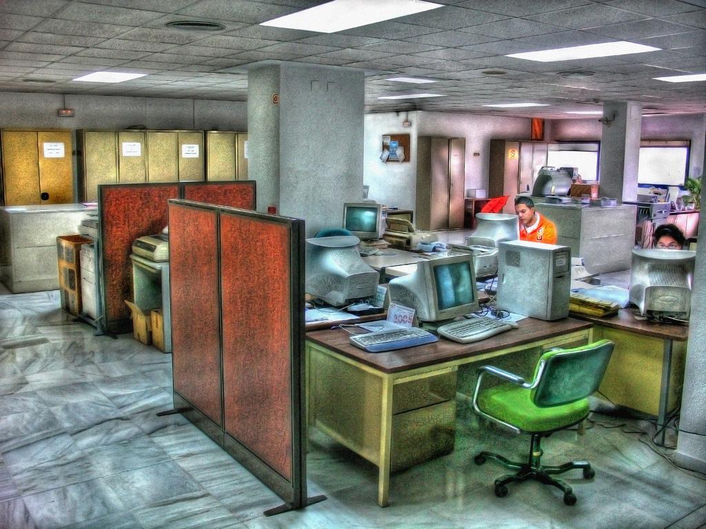 Gestion operativa de las organizaciones un gestor en una for Que es una oficina publica