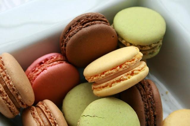 France's famous Macaron
