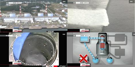 Tsunami Terremoto Reactor Nuclear