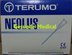 terumo needle