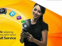 Paketan Internet Khusus BB Blackberry Kartu Indosat (Im3 dan Mentari)