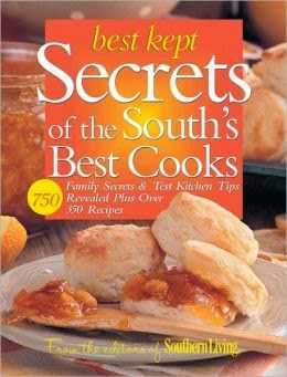 Recipe published in Southern Living Magazine's Cookbook