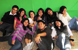 Alumnos del Taller de Cine y Tv 2011