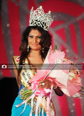 miss sri lanka 2011