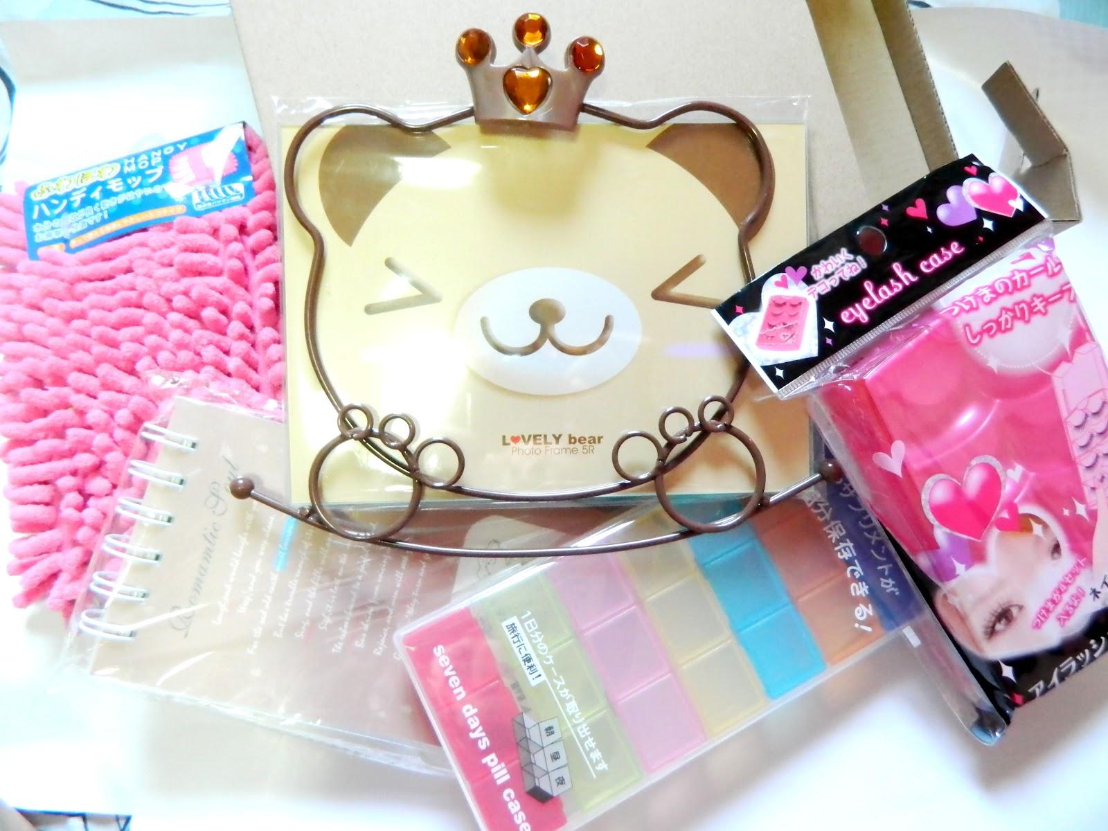 Misskatv Daiso Japanese Store Haul