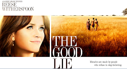 The Good Lie: Showing at Cinemark 8 in Del Rio, Texas