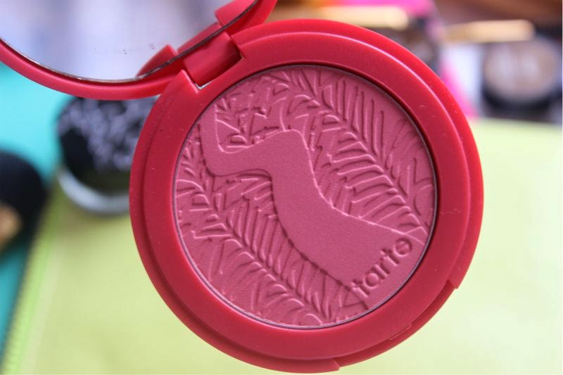 Tarte Amazon Clay Blushes UK QVC