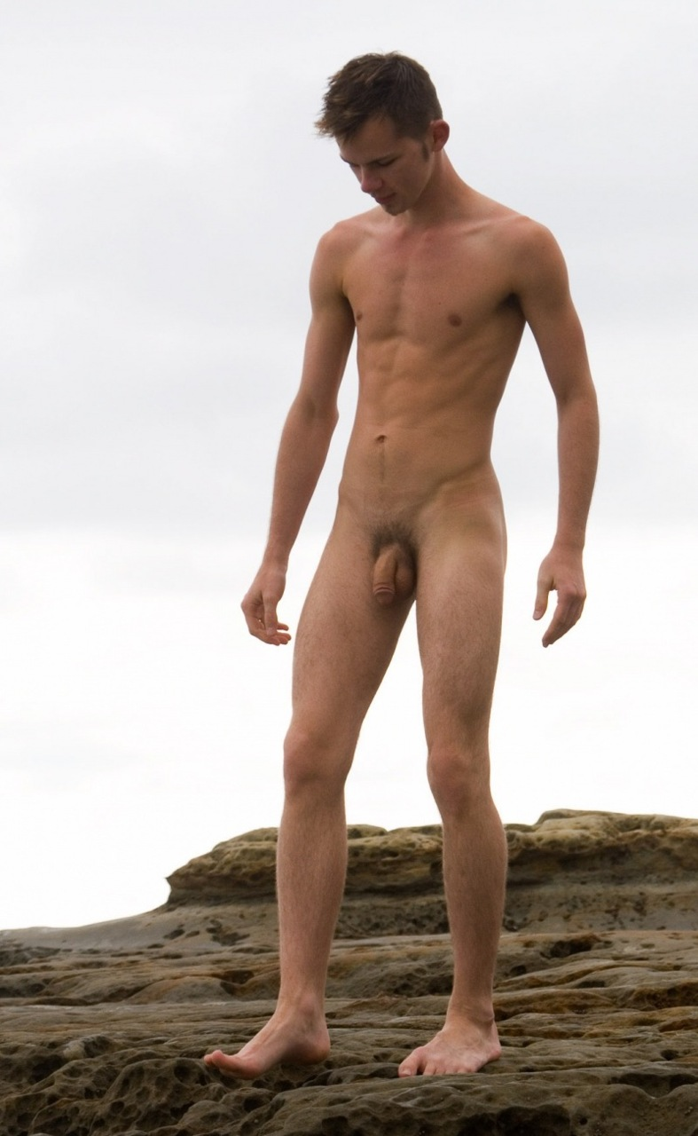 Male Nude Nature