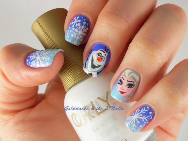 goldilocks & three nails