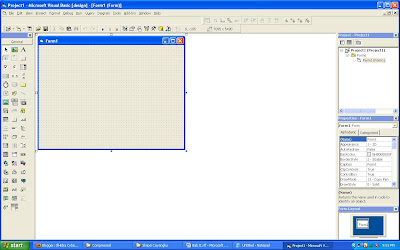 Pengenalan Bahasa Pemrograman Visual Basic 6.0