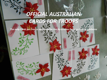 FACEBOOK CARDS FOR TROOPS - AUSTRALIA