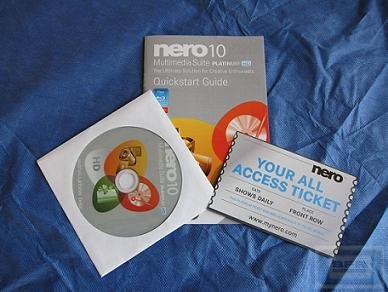 Nero 7 vision xtra 64 bit