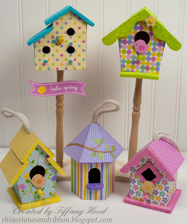 Doodlebug design inc blog home decor birdhouses by for Bird home decor