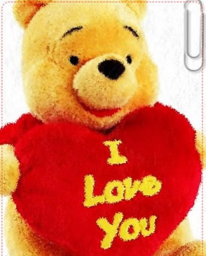 Lettre d'amour mon cœur 2