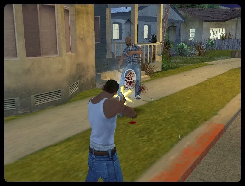 GTA SA - Overdose Effects V1.5