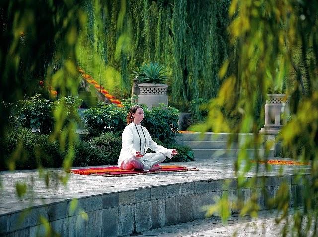 Ananda Spa and Yoga Retreat, Rishikesh, India
