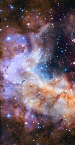 El universo podría estar expandiéndose demasiado rápido
