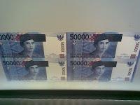 uang sambung 50000