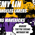 Jeremy Lin, Lakers Lose To Mavericks, 98-102, 12/26/2014, Kobe Bryant Sore, Lin Scoring Poorly