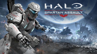Halo Spartan Assault Gameplay