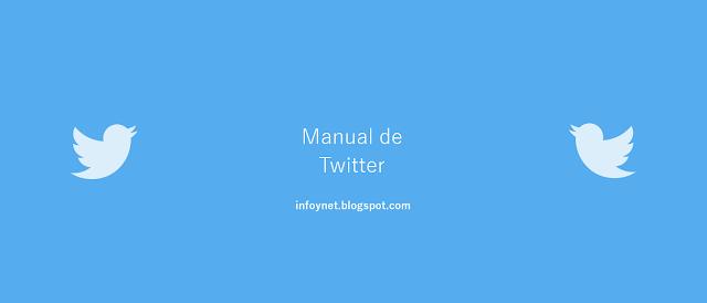 Manual de Twitter