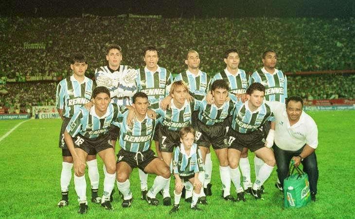 Grêmio - Libertadores 1995