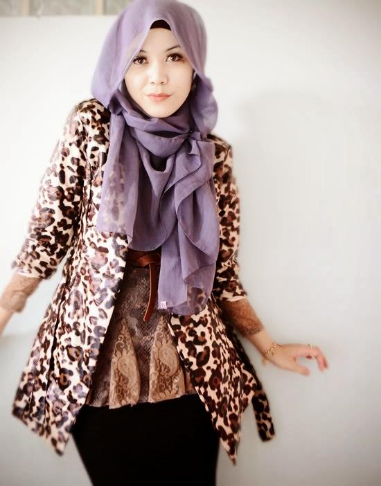 Hijab Untuk Kuliah Baju Muslim
