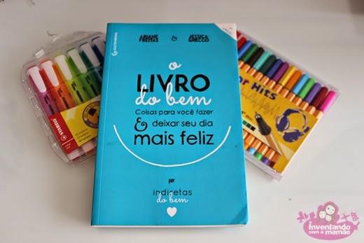 """O Livro do Bem"""" - Ariane Freitas e Jessica Grecco"""