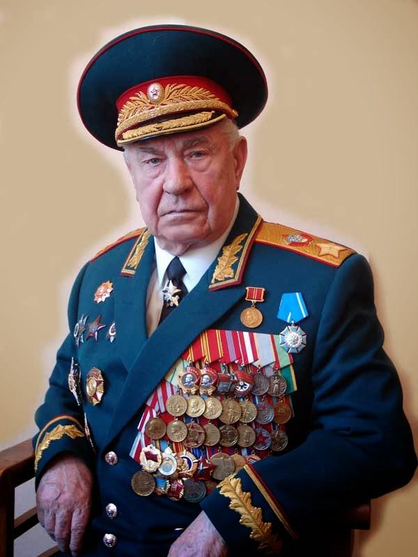Маршал Советского Союза Язов Д.Т.