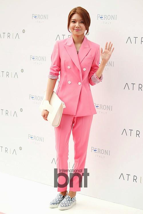 snsd sooyoung atria event