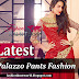 Palazzo Suits Collection - Indian Palazzo Fashion Trend For Girls