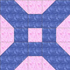 This month's Free B 3 Quilt