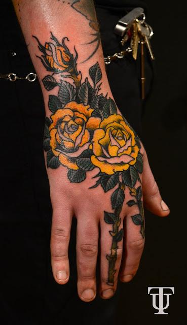 Body Tattoos: January 2012