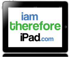 I am Therefore iPad