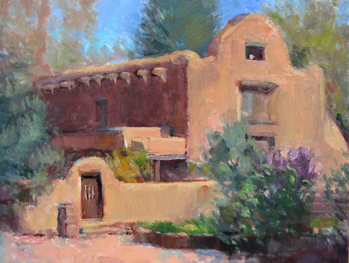 Oil Painting Retreats