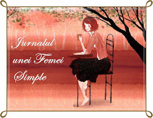 Jurnalul unei femei simple