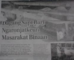 Profil Al-An'Am di muat di Majalah Sunda Urang