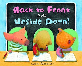 Back to Front and Upside Down! book cover