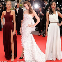 Il red carpet del Festival di Cannes 2014