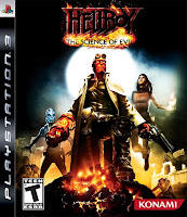 Hellboy: The Science of Evil – PS3