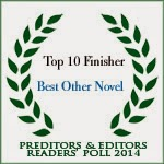 Preditors & Editors Readers Poll Award - STRUCK