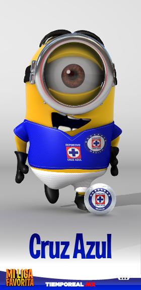 Minion - Miniones - Imagenes - Frases: Cruz Azul