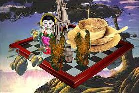 Artwork 176: Schach