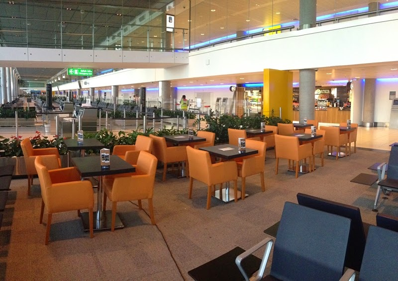 Mexil design restaurant cafe bar abu dhabi airport