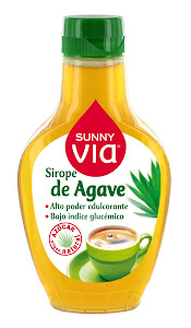 CONOCE EL SIROPE DE AGAVE SUNNY VIA