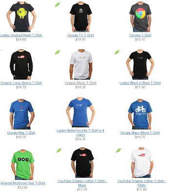 Buy Google T Shirts Online from Google Store