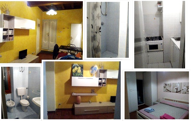 Apartamento Romantic Stay In florence Airbnb