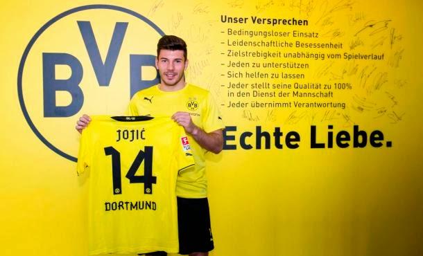 Jojic - Borussia Dortmund